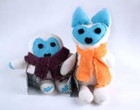 Warm Hugs toy brand