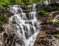 Ramsey Cascades - Great Smoky Mountains