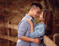TD - Pre-engagement Photoshoot