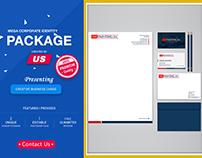 Corporate Identity Package.