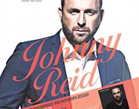 Johnny Reid Concert Poster