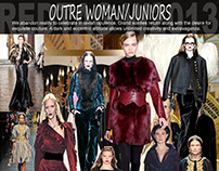 Fashion Trend Mood Board: Woman AW13