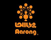 MOTION GRAPHICS #ARONG Logo #AE #Ai #2017