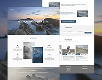 Spirity | Travel Website Design