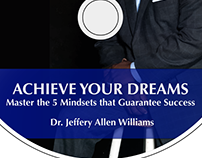 Achieve Your Dreams - CD Design, and Desktop Icons