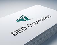 DKD Ostrowiec - redesign logo