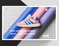 Sneaker Politics - Redesign Concept