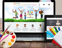 Kids Life | Kindergarten WordPress Theme