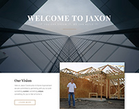 Jaxon Web Design & Dev.
