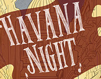 Havana night concept