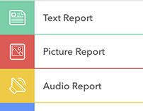 Employee Reporting App
