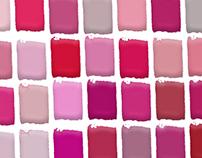 Digital Paint Palettes