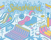 Ellen Porteus for Splashland