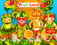 Fruitland Educational Healthy Eating and Counting app