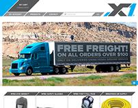 Ecommerce web store