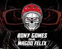 Rony Gomes colab. Magoo Felix