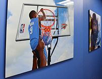 Oklahoma City Thunder Wall Art