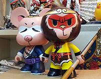 Qee X Taobao toy