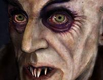 Nosferatu with Project Gemini