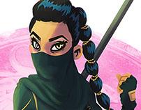 Jade - Mortal Kombat (Character Redesign)