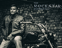 The Rockstar Experience : Anish Jain / Motorcycle Men