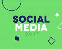 Social Media ••• 2017