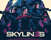 OFFICIAL SKYLIN3S (SKYLINES) Poster