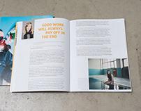 FOCUS INTERNATIONAL – Editorial Design