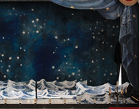 Elisir d'Amore_scenic painting