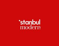Istanbul Modern Identity Program