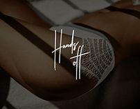 HandsOff | Brand Identity