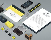 Rebranding for KOLIZEY event agency