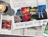 JALPAK Newspaper advertising