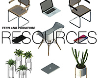 TECH & FOURNITURE RESOURCES