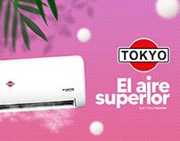 Campaña - Tokyo El Aire Superior