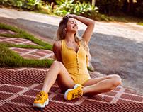 Monique   Summer color