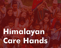 Web Design - Himalayan Care Hands