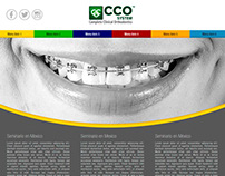 Website / CCO Colombia