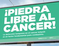 Sistema de Identidad SUMA SALUD - Cancer Infantil