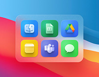 Ultimate Icon Pack for Big Sur & iOS 14