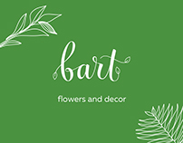 Bart flowers and decor