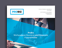ProBiz – Business and Corporate Flyer