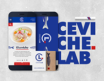 CEVICHE LAB / BRANB MOBILE