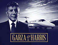 Garza & Harris Branding