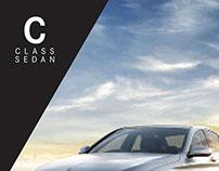 Mercedes Benz C Class Design Brochure Concept