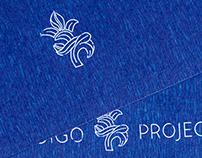 Indigo Project identity design