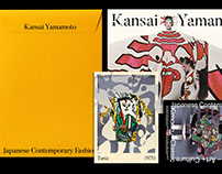 Kansai Yamamoto Editorial