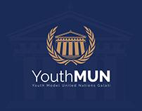 YouthMUN 2019 Branding