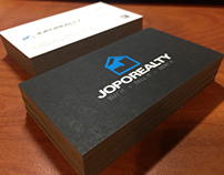 2016 JOPOREALTY Business Cards