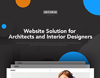 INTERIO - Brand New Theme
